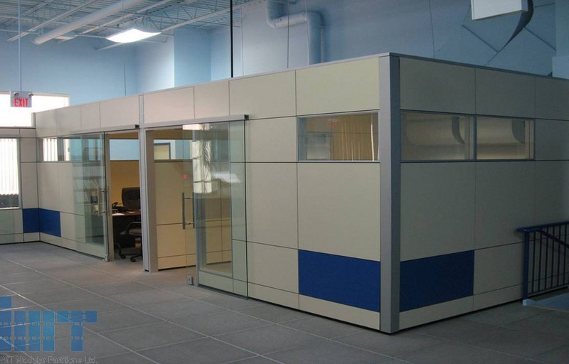 Movable Walls Are A A Hot Trend For Modular Office Design