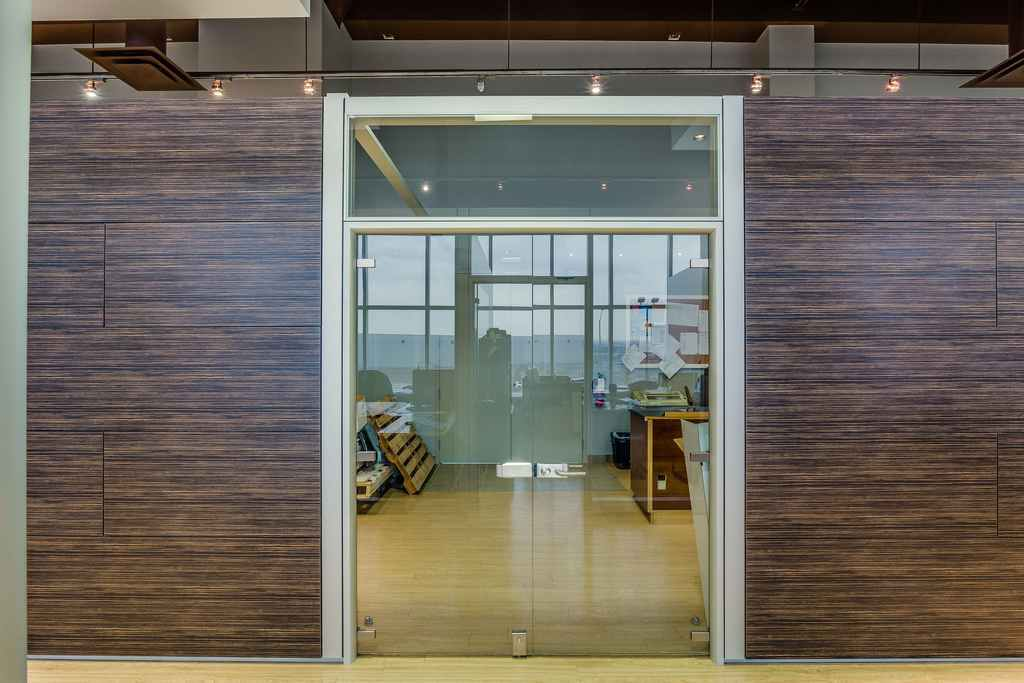 Alliance Store Fixtures Movable Walls Glass Partitions