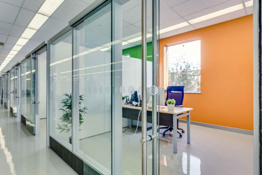 Canprev Natural Health Products Movable Walls Glass