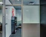 Glass Partitions Can Reduce the Number of Sick Days