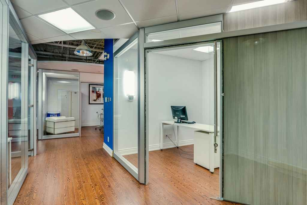 Union Marketing Movable Walls Glass Partitions