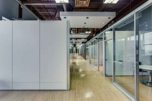 demountable partition walls