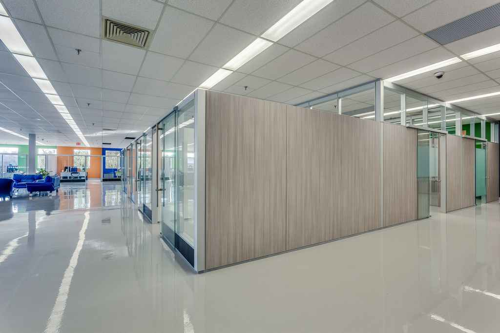 Modular Office Partitions ~ Movable walls and the economics of churn imt modular