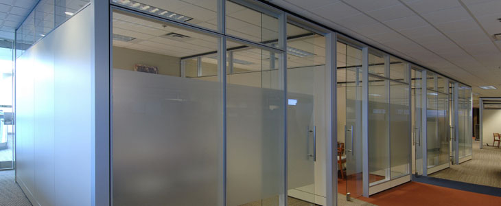 glass partition walls toronto