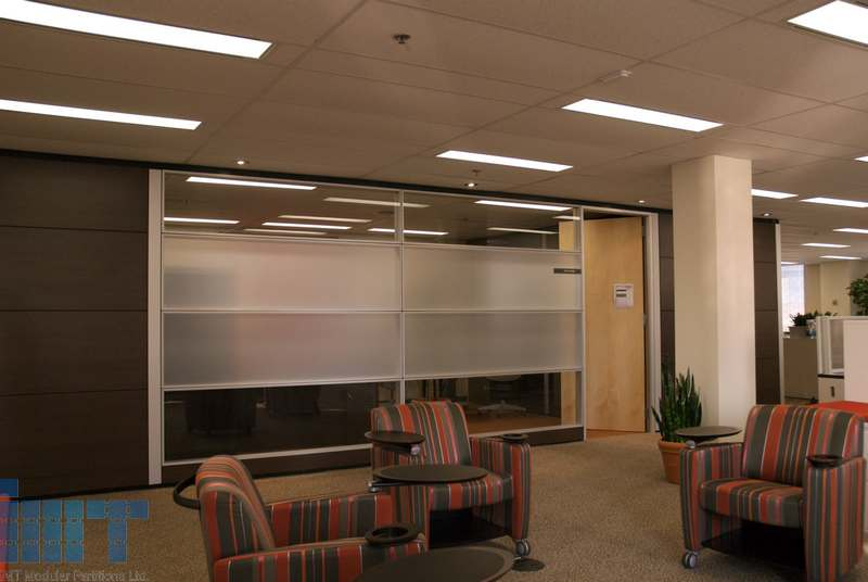 Public Works Ottawa Movable Walls Glass Partitions