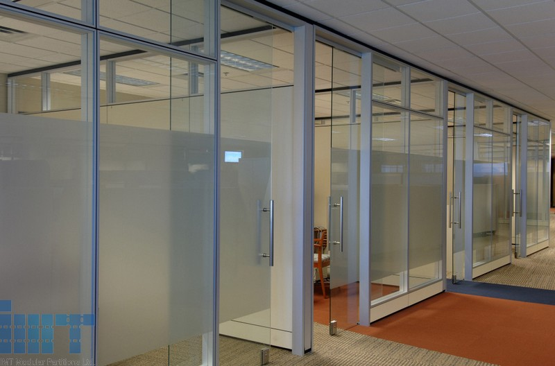 office sliding door. Frameless Glass Sliding Door Office R