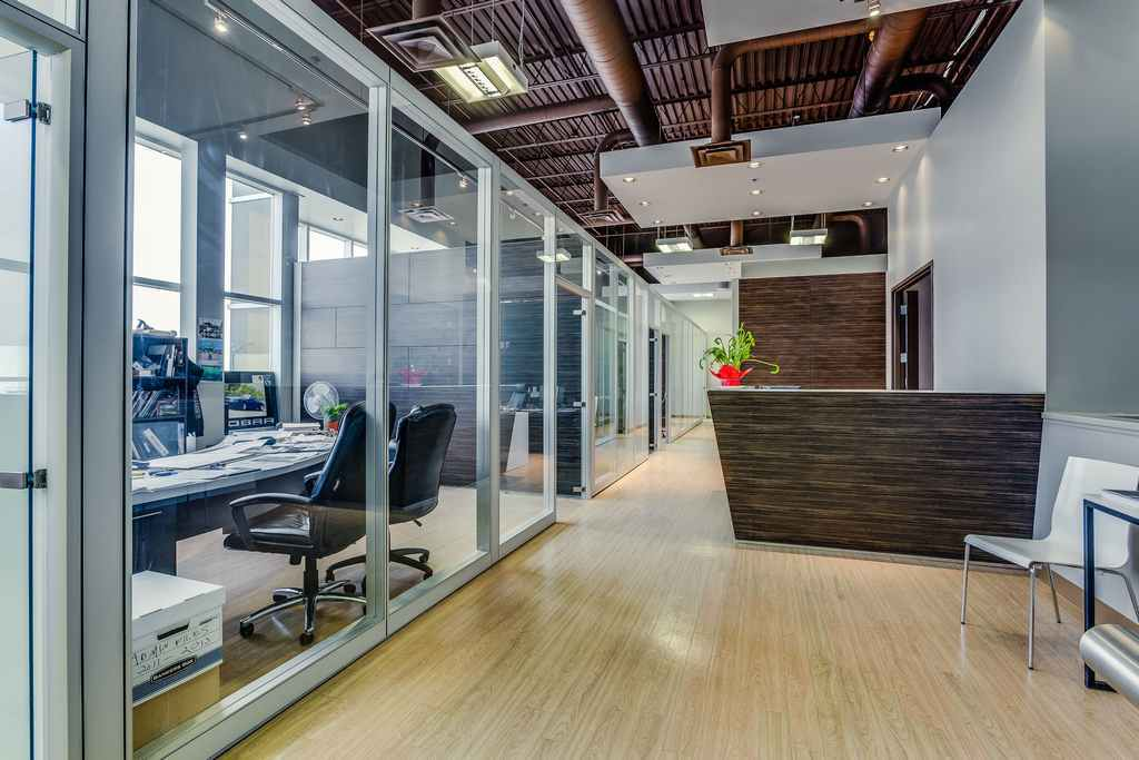 Architectural Walls And The Importance Of Good Office Planning