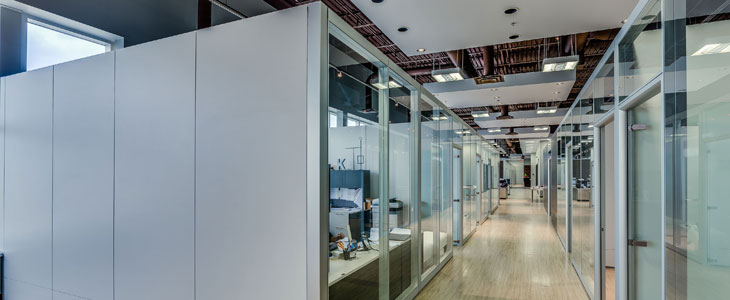 Free Standing Walls Movable Walls Glass Partitions