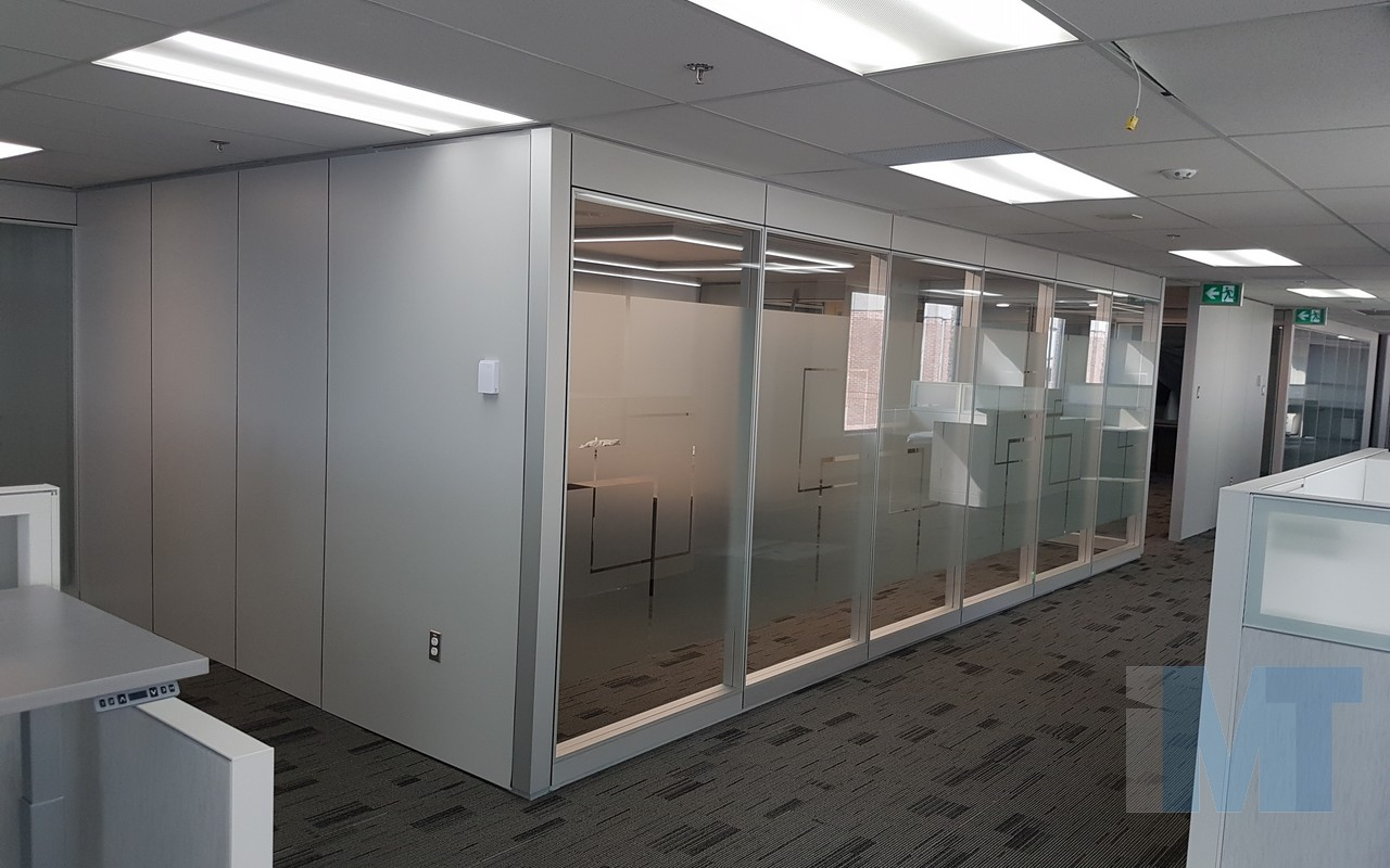 Imt Modular Partitions At Treasury Board Of Canada