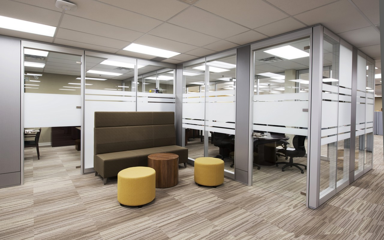 Sharp Canada Movable Walls Glass Partitions