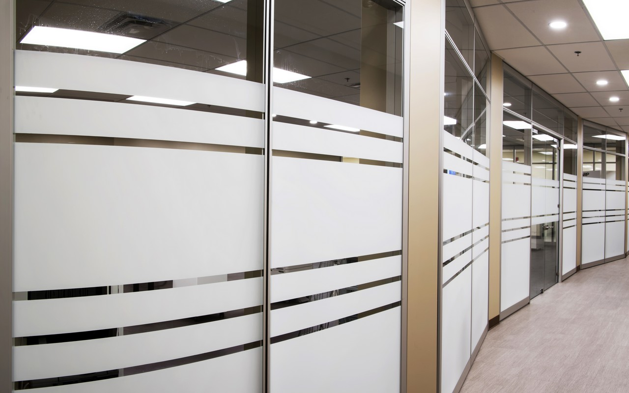 Glass Partition Wall System From Imt Is The Perfect